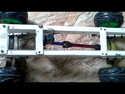 Truck chassis ( home made )