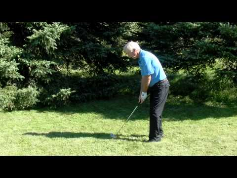 Hit Straight Golf Shots by Aligning Hips and Shoulders