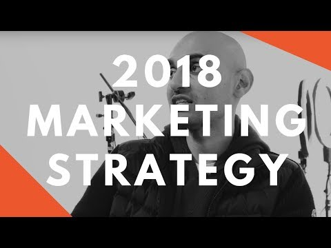 My Best Marketing Strategies for [2018] | Creative Growth Plans for Business