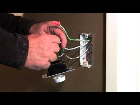 Wiring Your Home: Installing a Dimmer Switch