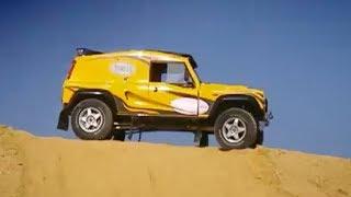Bowler Wild Cat - Top Gear Series 2 - BBC
