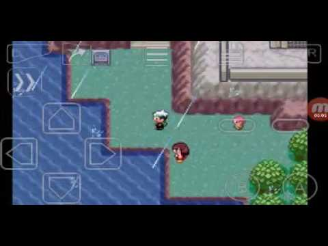 Pokemon Emerald how to got HM 07 Waterfall and how to unlock water gym