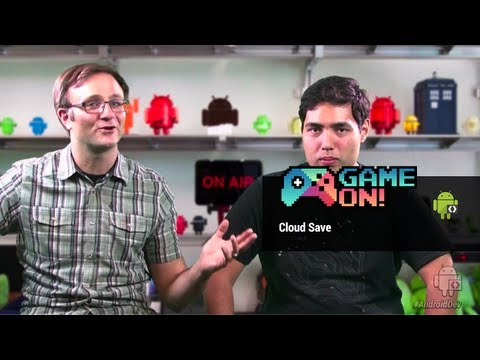 Game On!: Cloud Save