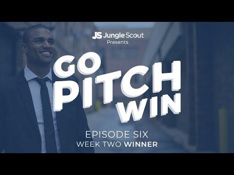 Who won WEEK  2 ?!?! 🏅 I GO PITCH WIN I Jungle Scout