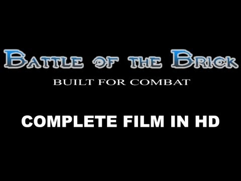 Battle of the Brick: Built for Combat - The Movie by Kooberz Studios (Lego Halo Animation)