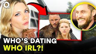 Vikings: The Real-life Partners Revealed | ⭐OSSA