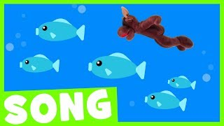 I Can Hop | Simple Animal Song with Actions for Kids!