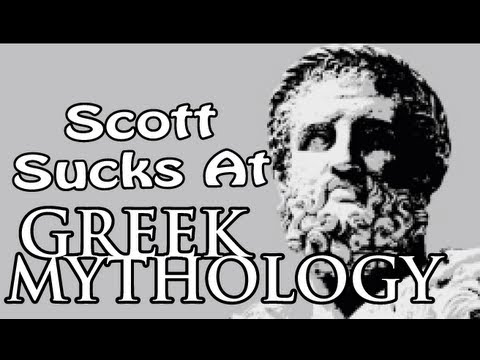 ScottSucksAt - Greek Mythology Creatures Pt. 1 - Cerberus