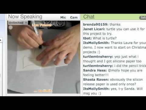 TUTORIAL: How to make a no-sew fabric ornament
