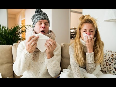 How to avoid catching the flu