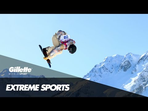 Meet Team USA's Olympic Snowboarders & Freestyle Skiers | Gillette World Sport