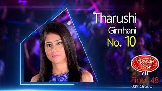 Dream Star Season 7   Final 48 ( 03rd Group ) Tharushi Gimhani ( 17-06-2017 )