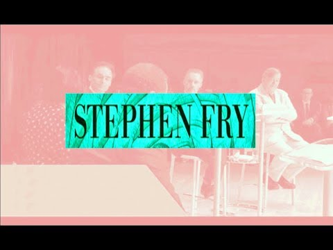 Stephen Fry: Social Justice Worrier against Political Correctness