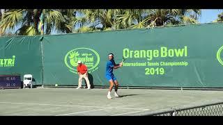 Thiago Tirante ITF Orange Bowl
