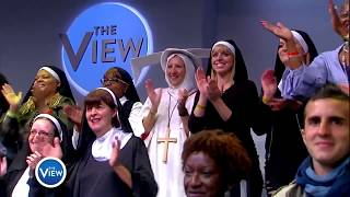 Sister Act 25th Anniversary Reunion Recap   The View