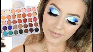Bold Summer Makeup Tutorial Ft Morphe X Jaclyn Hill Palette