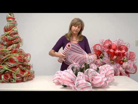 How to: Make a Geo Mesh Wreath