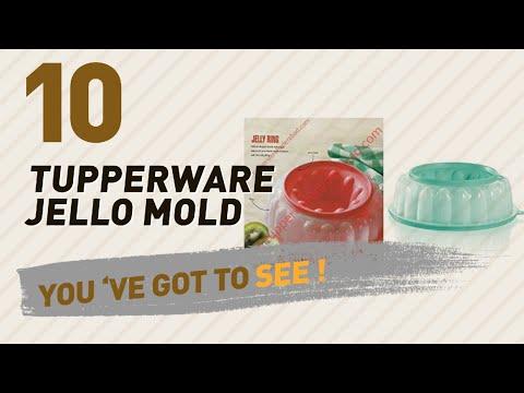 Tupperware Jello Mold Video Collection // New & Popular 2017