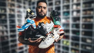 Insane $500K Sneaker Collection In Chicago With @JCollector23