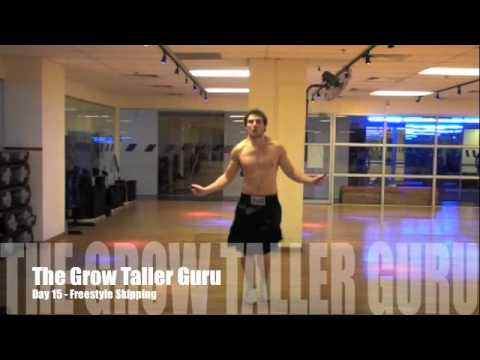 GTG 3 Minute Freestyle Skipping / JumpRope Workout