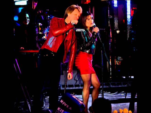 Bon Jovi - Can't Turn You Loose (feat. Lea Michele)