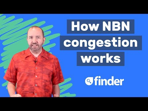 How NBN congestion works