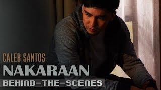 Caleb Santos - Nakaraan [MV Behind-The-Scenes]