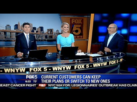 Shelly Palmer Explains Verizon's New No Contract Plans