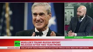 'Russian meddling - yes, collusion - no': Full Mueller's report released after 2-year probe
