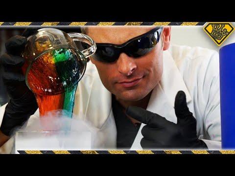 What Does Slime Do In Liquid Nitrogen?