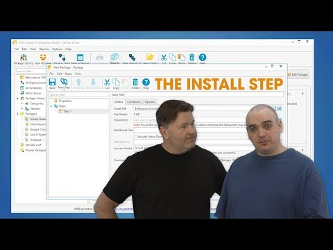 PDQ Deploy's Install Step (And Its Many Uses)