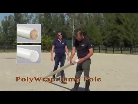 Horse Jumps ProTips - Polywrap Jump Poles with Todd Minikus