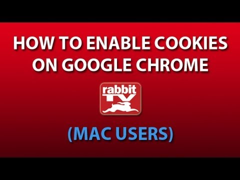 How to Enable Cookies on Google Chrome (Mac Users)