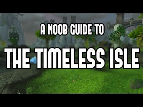 WOW Timeless Isle Chest Guide