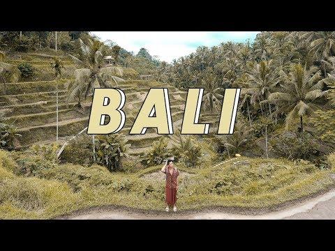 My Bali Adventure!