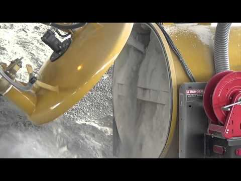 Cement Plant Clean-up/ Industrial