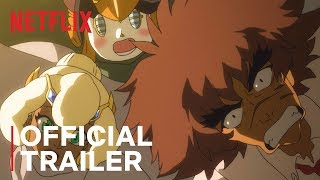Cannon Busters   Official Trailer   Netflix