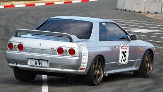 WILLALL Racing Nissan Skyline R32 GT-R RH9 - Pure Sound