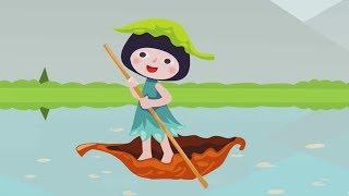 Row, Row, Row, Your Boat Nursery Song