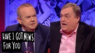 Ian Hislop vs. John Prescott - Have I Got News For You