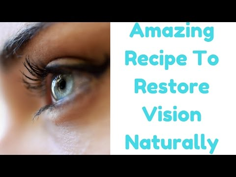 How To Improve Eyesight Naturally || Get Rid Of Spectacles Permanently And Naturally