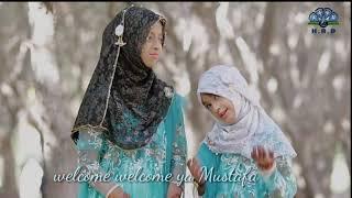 Welcome Mustafa Naat Video MP4 3GP Full HD