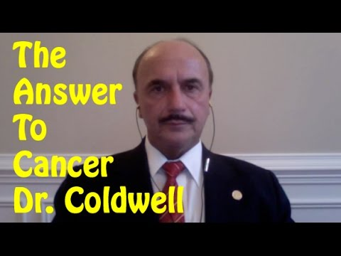 If you have cancer do this now by Dr. Leonard Coldwell