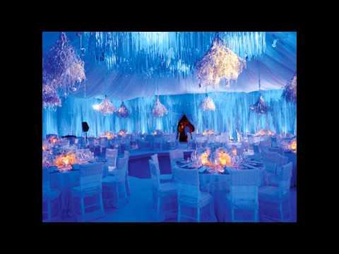 Wonderful Winter wonderland wedding decorations