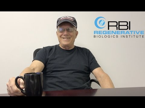 Stem Cell Therapy for Bone on Bone Osteoarthritis | 82 Years Old | Alternative to Knee Replacement
