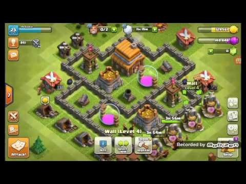 Clash of Clans how to get people to join your clan fast and easy