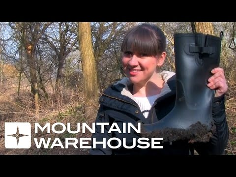 Womens Wellie Guide by Mountain Warehouse