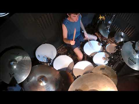 OVERTURE 1928 DREAM THEATER DRUM COVER BY COOPER RANDALL