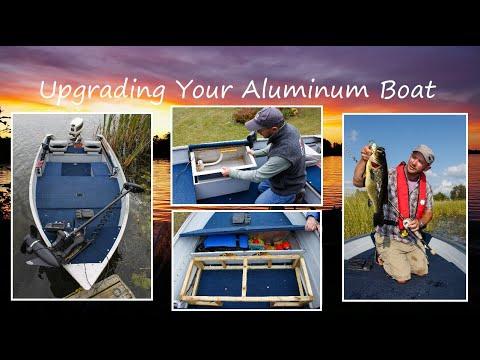 Upgrading Your Aluminum Fishing Boat.wmv