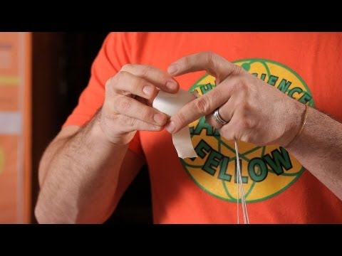 How to Make a Parachute | Science Projects